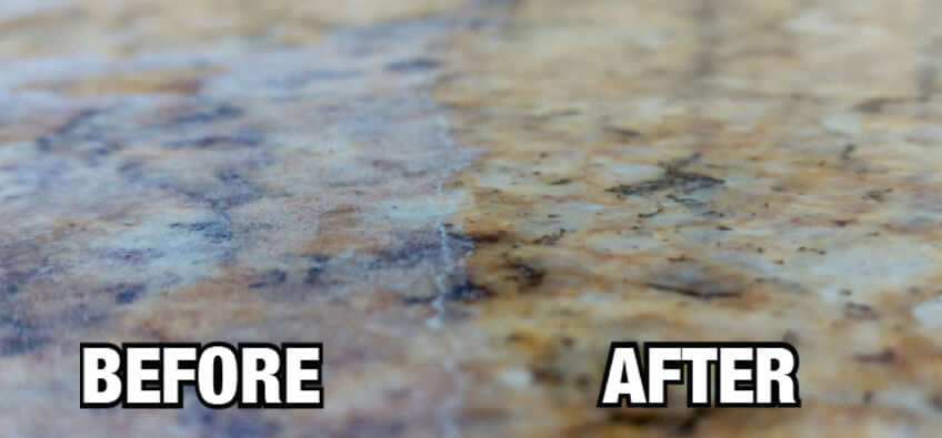 granite cleaning salt lake city