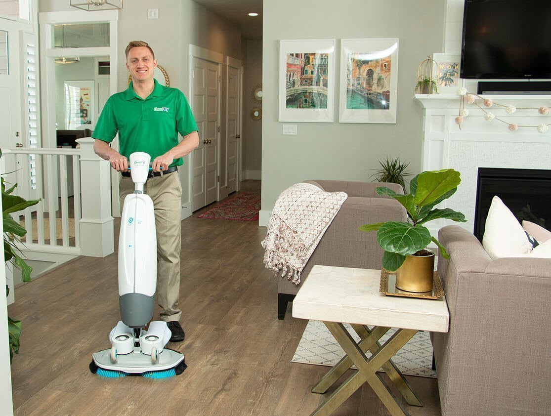 Chem dry wood floor cleaning in valparaiso