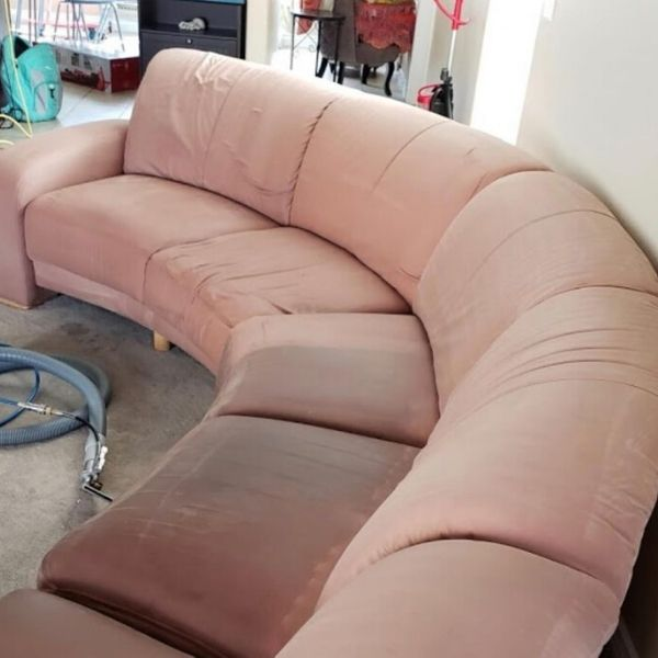 before and after upholstery cleaning in odgen ut