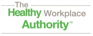 the healthy workplace authority logo